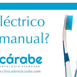Cepillo Eléctrico vs Manual